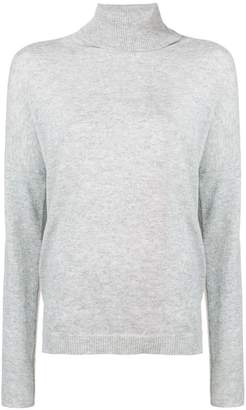 Incentive! Cashmere cashmere turtleneck sweater