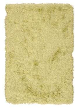 Kathy Ireland Home Studio Textured Rug Collection- Peridot