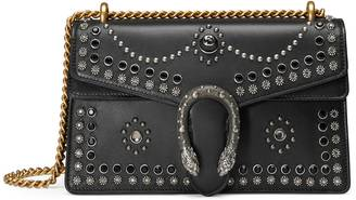 Dionysus studded shoulder bag $3,290 thestylecure.com