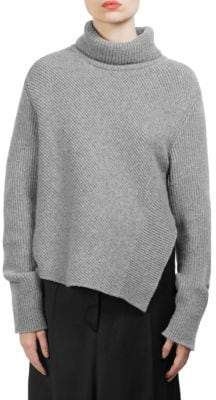 Cédric Charlier Wool Turtleneck Sweater