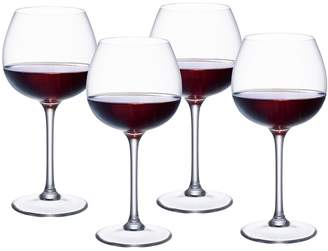 Villeroy & Boch Purismo Full-Bodied Red Wine Goblets (Set of 4)