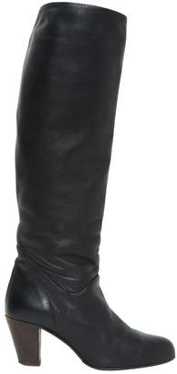 Filippa K Black Leather Boots