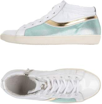 Leather Crown High-tops & sneakers - Item 11245650TW