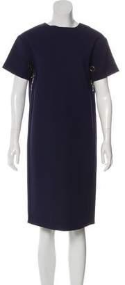 By Malene Birger Embellished Shift Dress