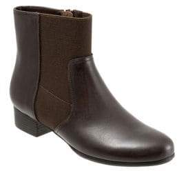Trotters Monte Leather Ankle Boots