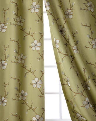 The Art Of Living Blossom Curtain, 96""