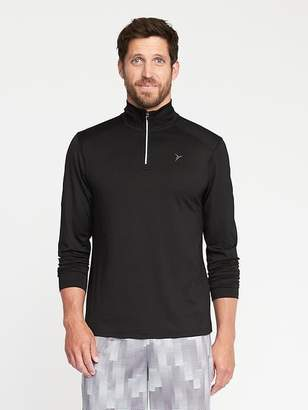 Old Navy Go-Dry 1/4-Zip Performance Pullover for Men
