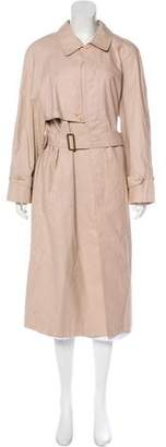 Christian Dior Long Trench Coat