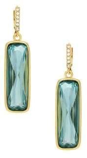 Cole Haan Colorful Crystal Drop Earrings