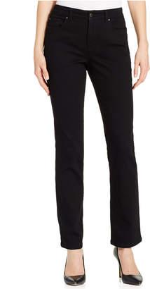 Charter Club Lexington Curvy Straight-Leg Jeans