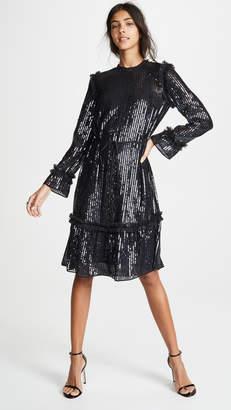 Needle & Thread Gloss Sequin Dress