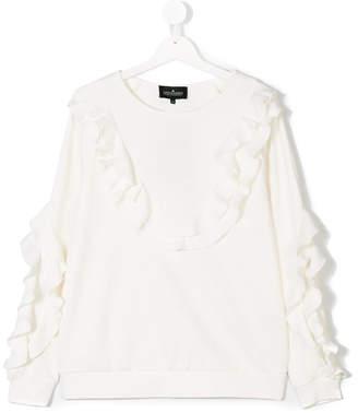 Little Remix TEEN Sadie ruffled sweater