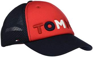 Tommy Hilfiger Boy's Tommy Trucker Cap,Large