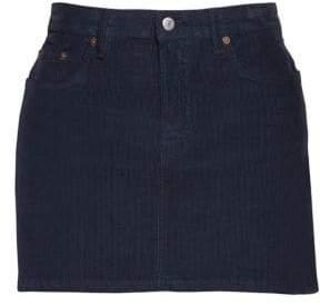 Acne Studios Mini Corduroy Skirt