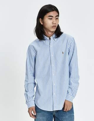 Polo Ralph Lauren Multi Stripe Oxford Button Down Shirt