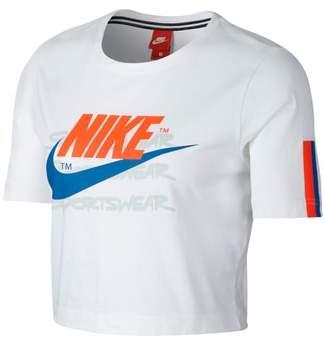 Nike Sportswear Women's Moto Crop Top