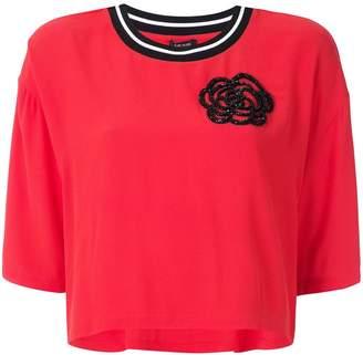 Tufi Duek embroidered blouse