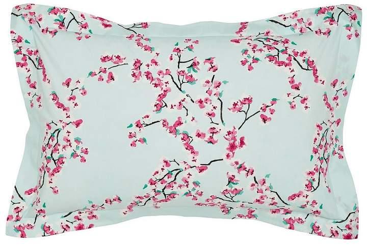 Floral 100% Cotton Oxford Pillowcase