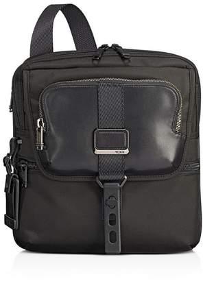 Tumi Alpha Bravo Arnold Zip Flap Crossbody Bag