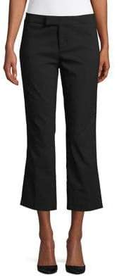 Lord & Taylor Meredith Tonal Side Stripe Pants