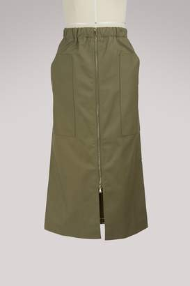 Sofie D'hoore Supply cotton skirt