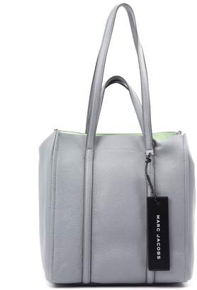 Marc Jacobs The Tag Grey Leather Bag