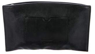 Reed Krakoff Leather Zip Pouch