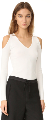Elizabeth and James Cheyenne Split Shoulder Top $275 thestylecure.com