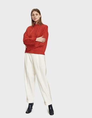 MSGM 3D Chain Knit Sweater