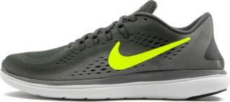 Nike Flex 2017 RN Anthracite/Volt