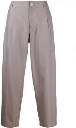 Comme des Garcons plain tailored trousers