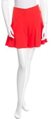 Opening Ceremony Pleated Knee-Length Shorts