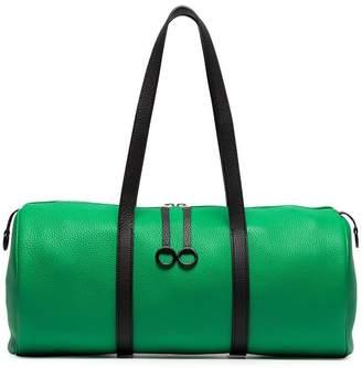 Simon Miller green large tool kit leather bag