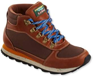 L.L. Bean L.L.Bean Women's Waterproof Katahdin Hiking Boots, Leather Mesh