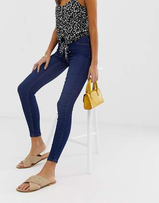 New Look Emilee Rinse Blue Jegging