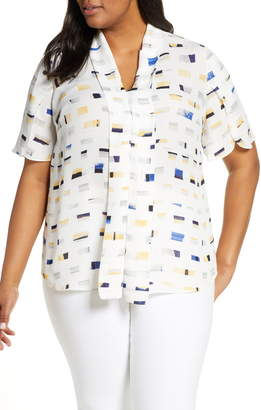 Nic+Zoe Block Island Top