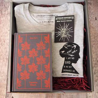 7f78fd8b Literary Emporium Jane Eyre Gift Set