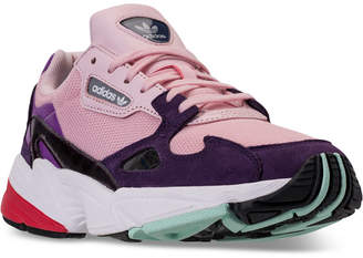 adidas Women Originals Falcon Casual Sneakers from Finish Line