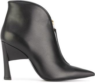 geometric boots