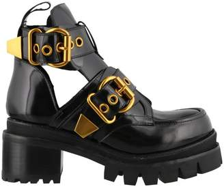 Jeffrey Campbell Drifter Ankle Boots