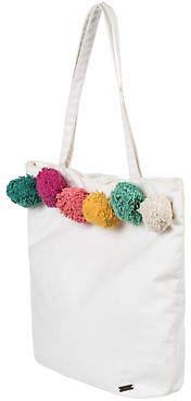 Roxy NEW ROXYTM Womens Take You To Paradise Tote Bag Womens Handbag