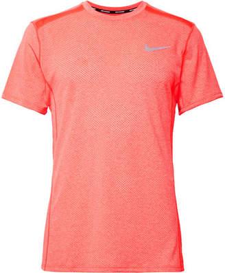 Nike Running Miler Dri-Fit Mesh T-Shirt