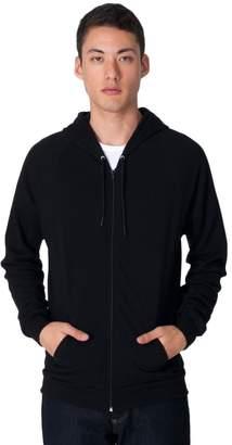 American Apparel 5497 Men's California Fleece Zip Hoodie