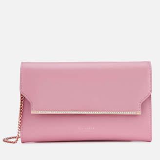 Ted Baker Women's Miiaa Crystal Bar Clutch Bag