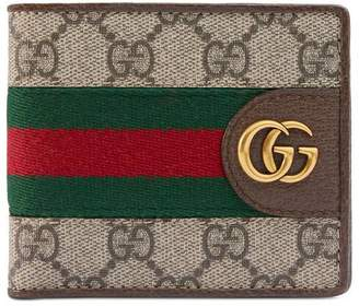 Gucci Wallet with Three Little Pigs