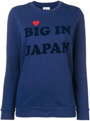 Zoe Karssen Big In Japan sweatshirt