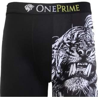 One Prime Tiger Relentless Pursuit Boxers Medium