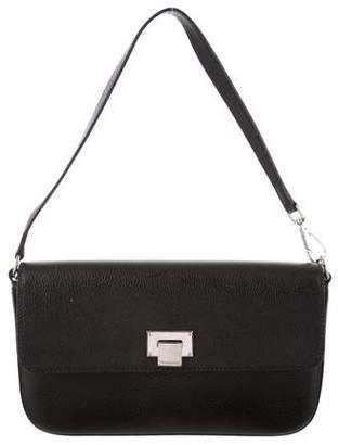 Tiffany & Co. Mini Leather Shoulder Bag