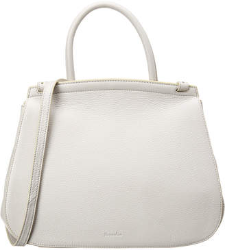 Steven Alan Leather Dome Satchel