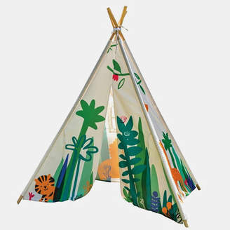 Posh Totty Designs Interiors Children's Jungle Play Teepee